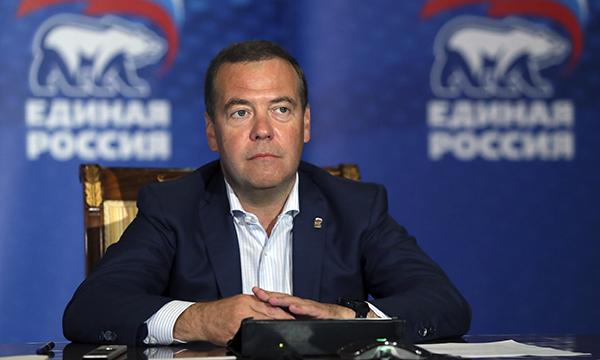Дмитрий Медведев о программе «Единой России»: Это должен быть набор конкретных предложений