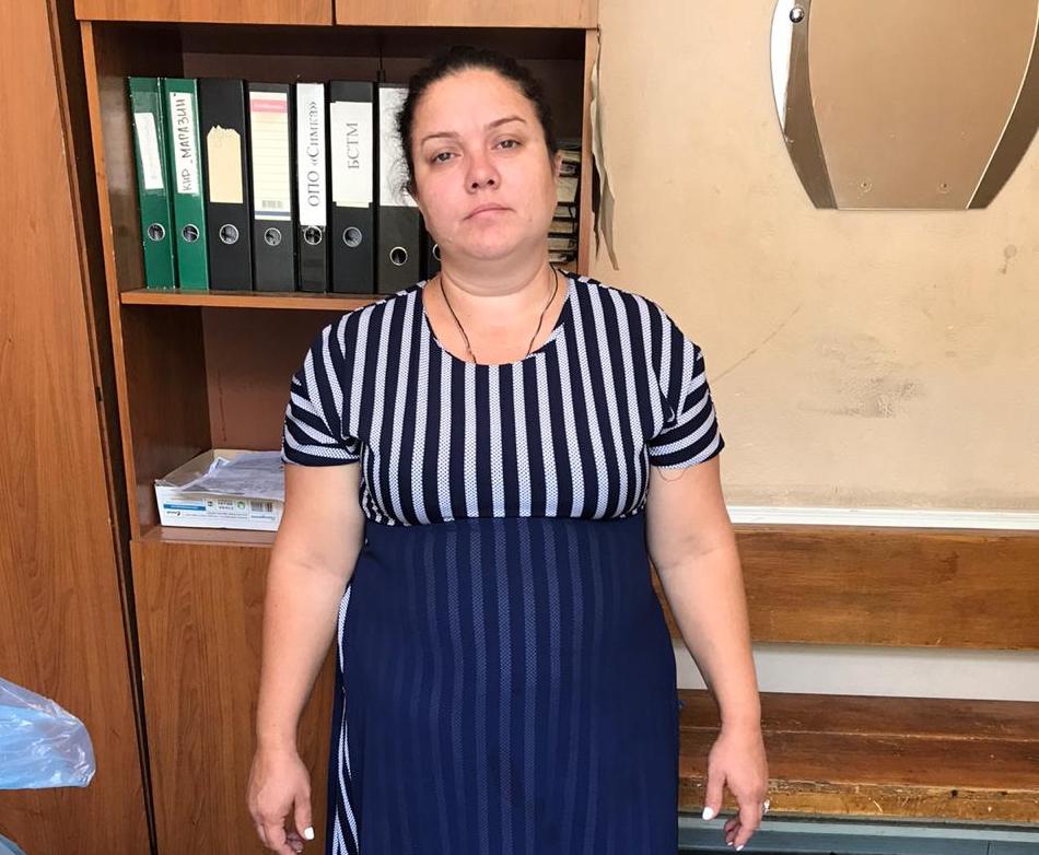 В Самаре СОБР задержал цыганку-мошенницу
