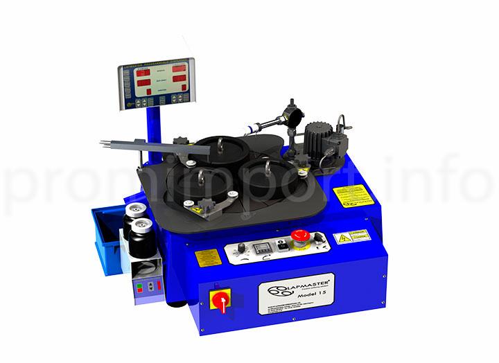 Продукция Lapmaster Wolters – станки и другое оборудование для высокоточной обработки поверхностей