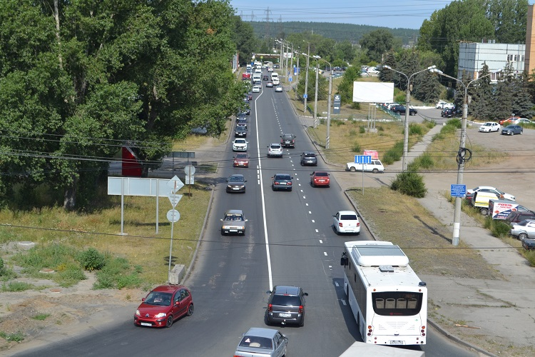 В Тольятти отремонтировали три дороги