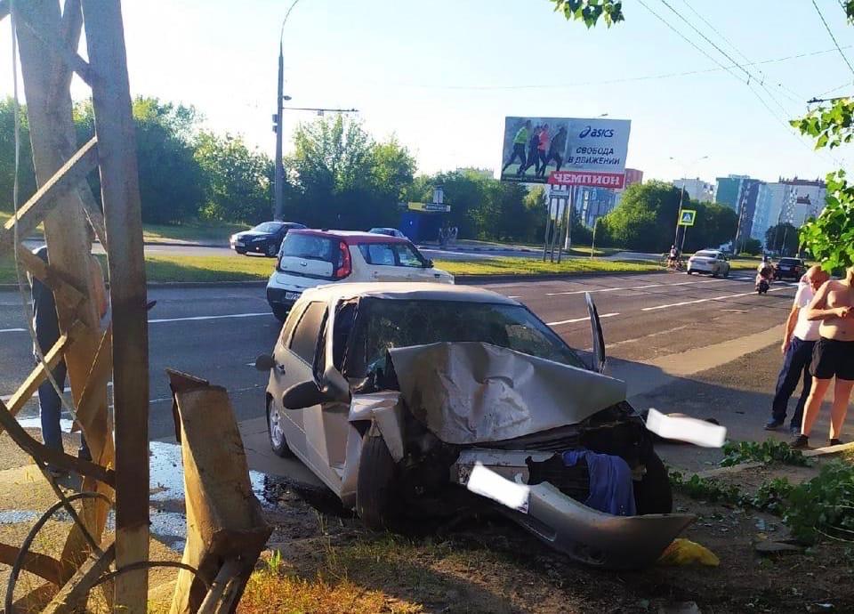 В Тольятти пьяный водитель сбил насмерть пешехода