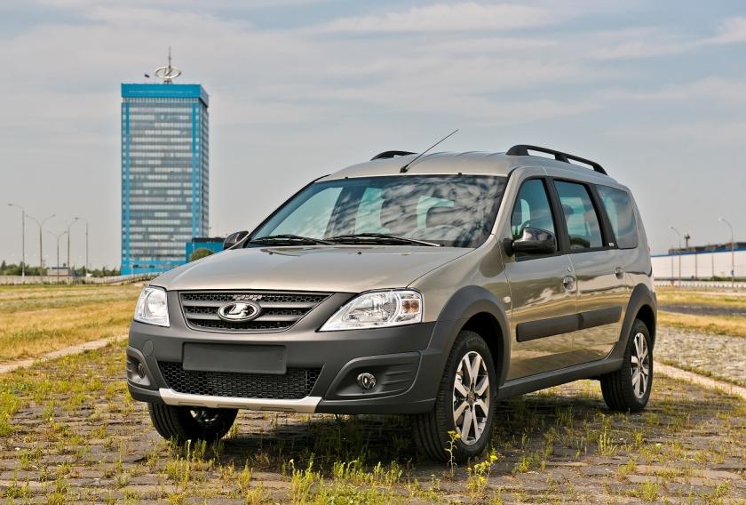 АВТОВАЗ представил новую версию Lada Largus