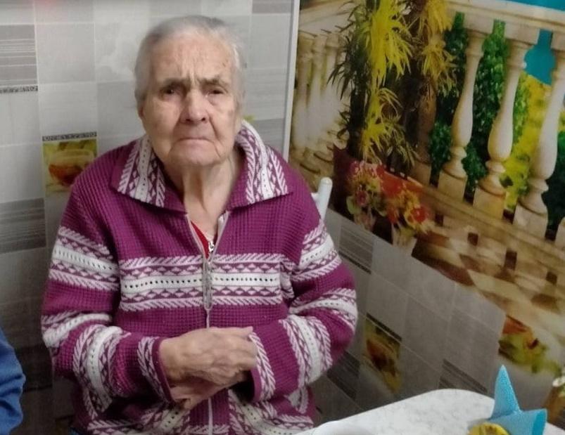 Жительница Тольятти отметила вековой юбилей
