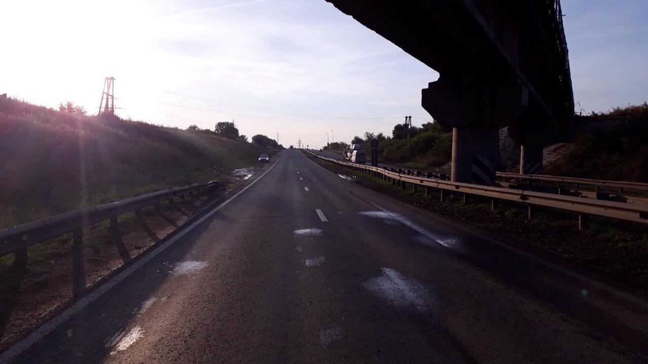 В Тольятти грузовик сбил насмерть пешехода