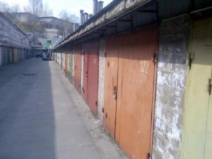 В России готовится закон о «гаражной амнистии»