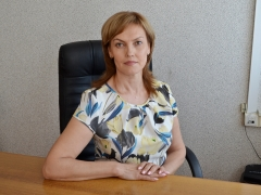 Елена Базаева возглавила департамент экономического развития администрации Тольятти