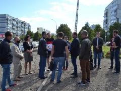 Дорогу на улице Автостроителей в Тольятти отремонтируют к  концу сентября