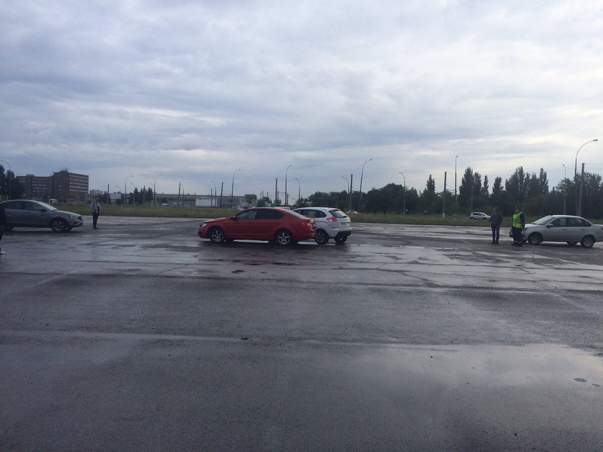 Два человека попали в больницу после аварии в Тольятти