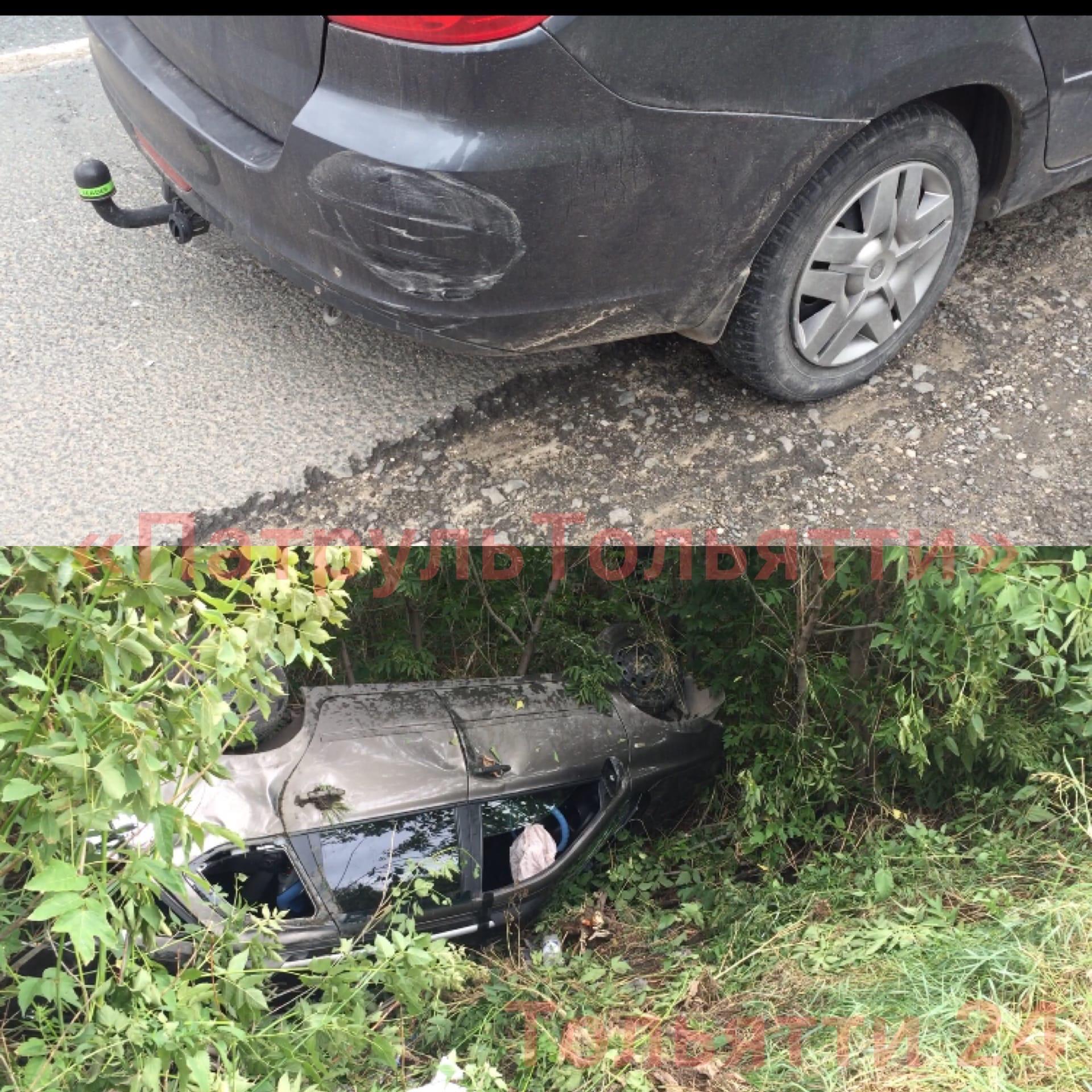 Пьяный водитель на «Калине» устроил страшное ДТП на Обводном шоссе