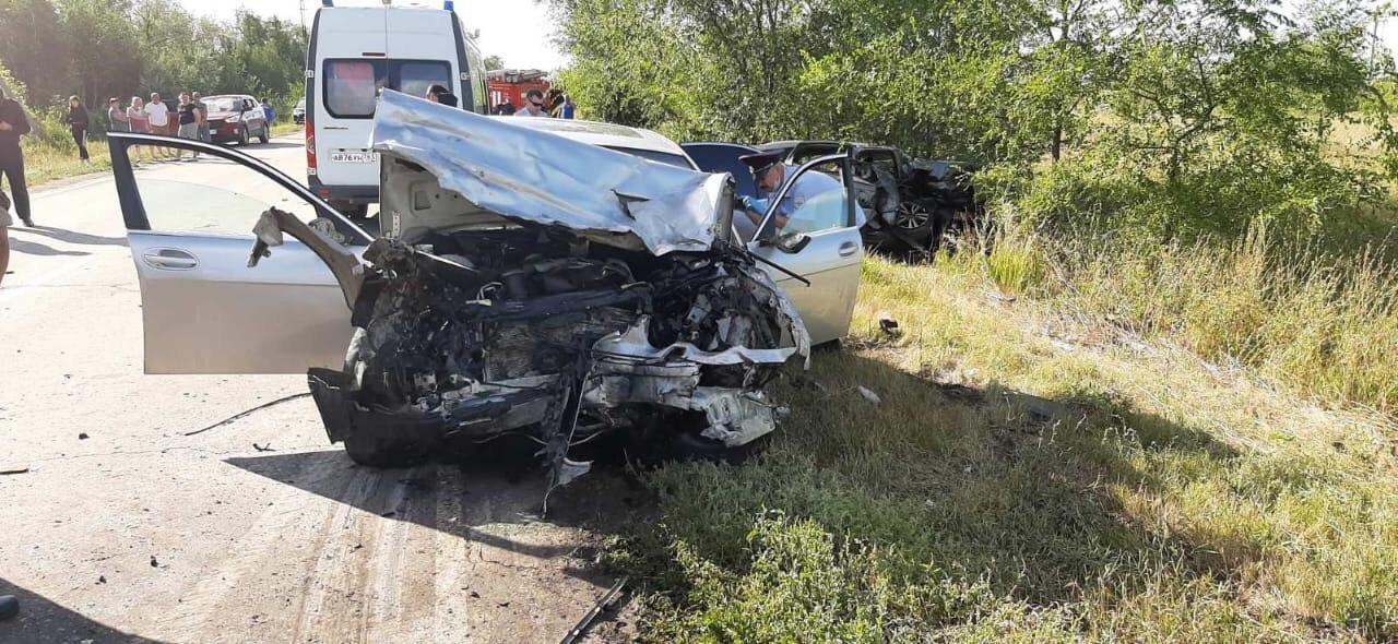 Назван возможный виновник аварии с 5 погибшими в Самарской области