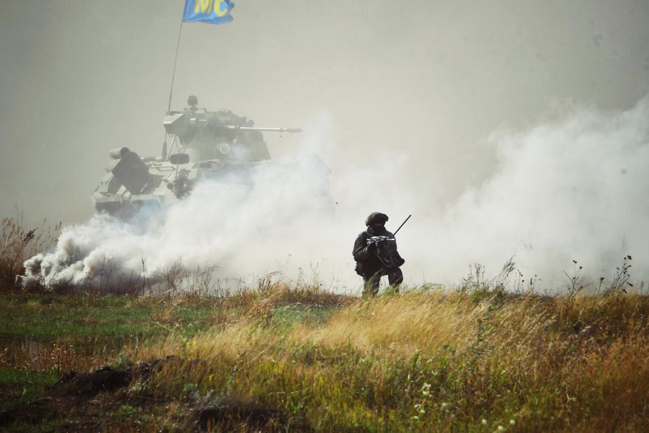 В Самарской области стартовал военно-технический форум «Армия-2020»