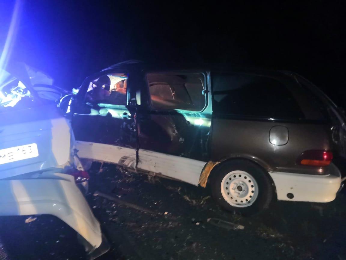 В Самарской области на трассе М-5 в аварии погибли 4 человека
