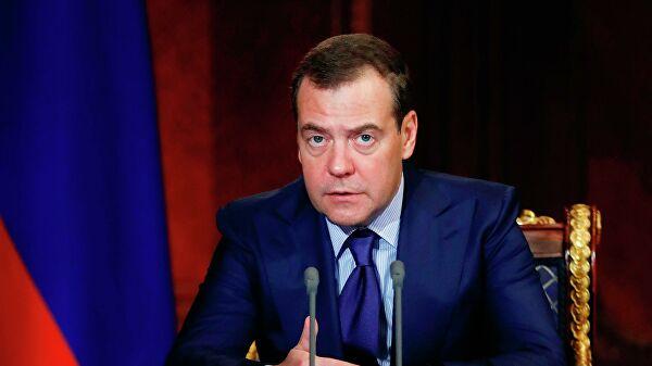 Медведева наградили орденом «За заслуги перед Отечеством»