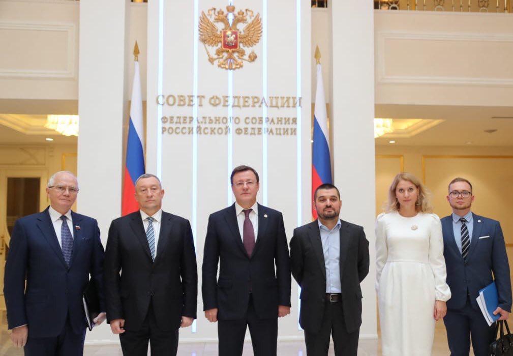 Самарская область и Республика Беларусь заключили соглашение о сотрудничестве