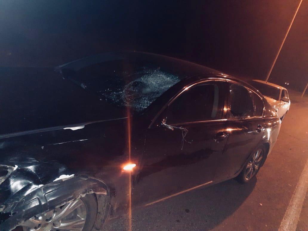 В Тольятти «Лексус» сбил насмерть пешехода