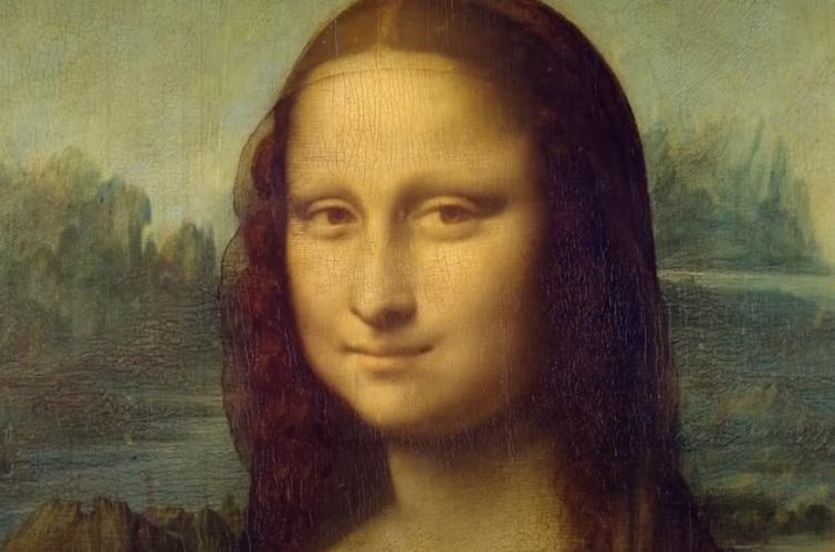 Ученые нашли необычный рисунок под слоем краски Моны Лизы