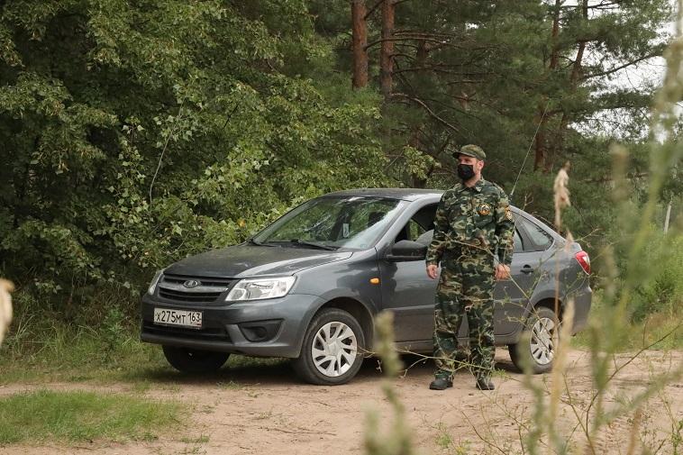 «Тольяттикаучук» — на страже городских лесов