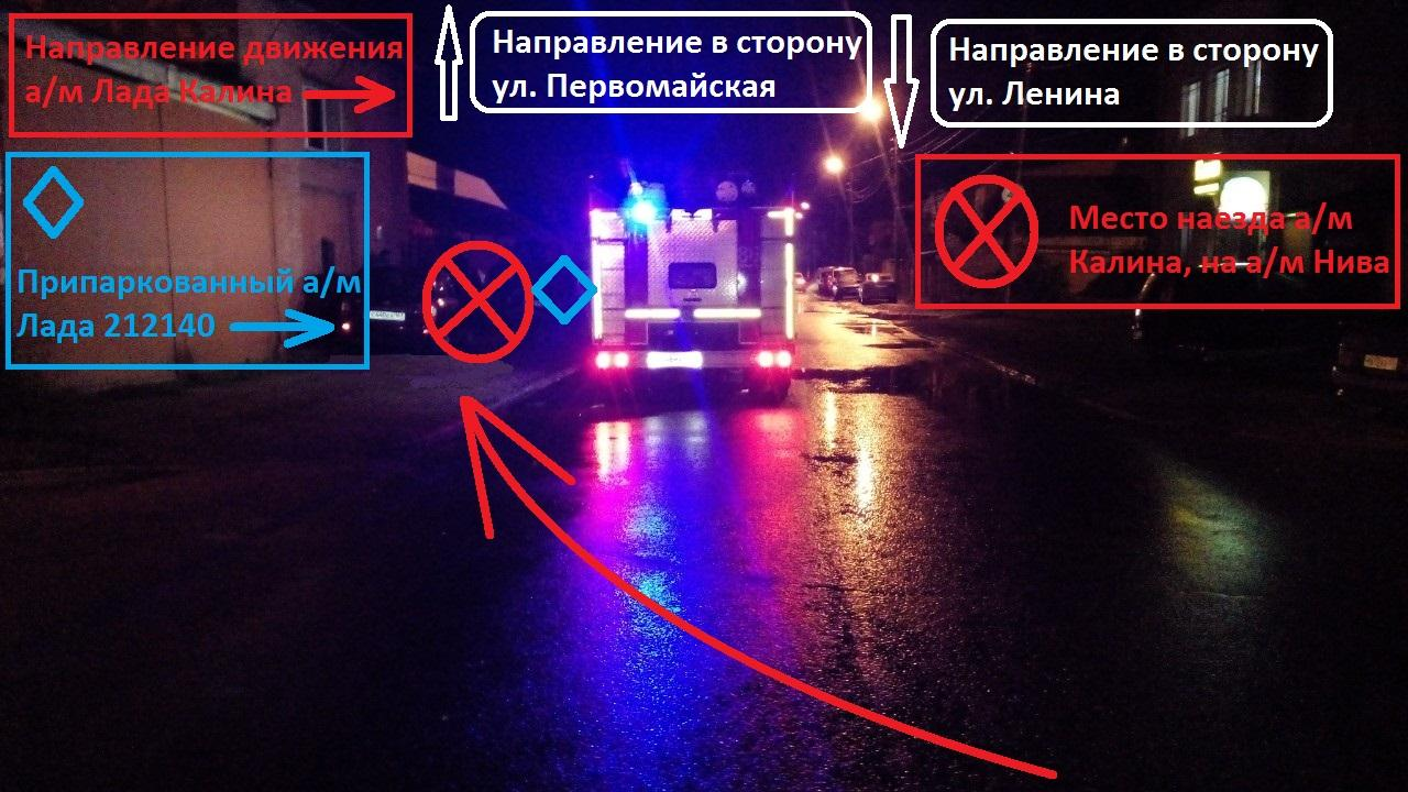 В Тольятти умер водитель, врезавшийся в стоящую машину