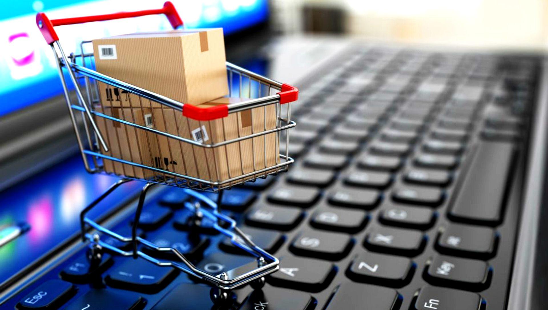 Минфин не вводит новые налоги с продаж в интернете