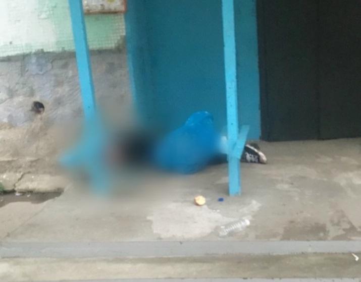 В Самарской области около подъезда дома нашли расчлененное тело