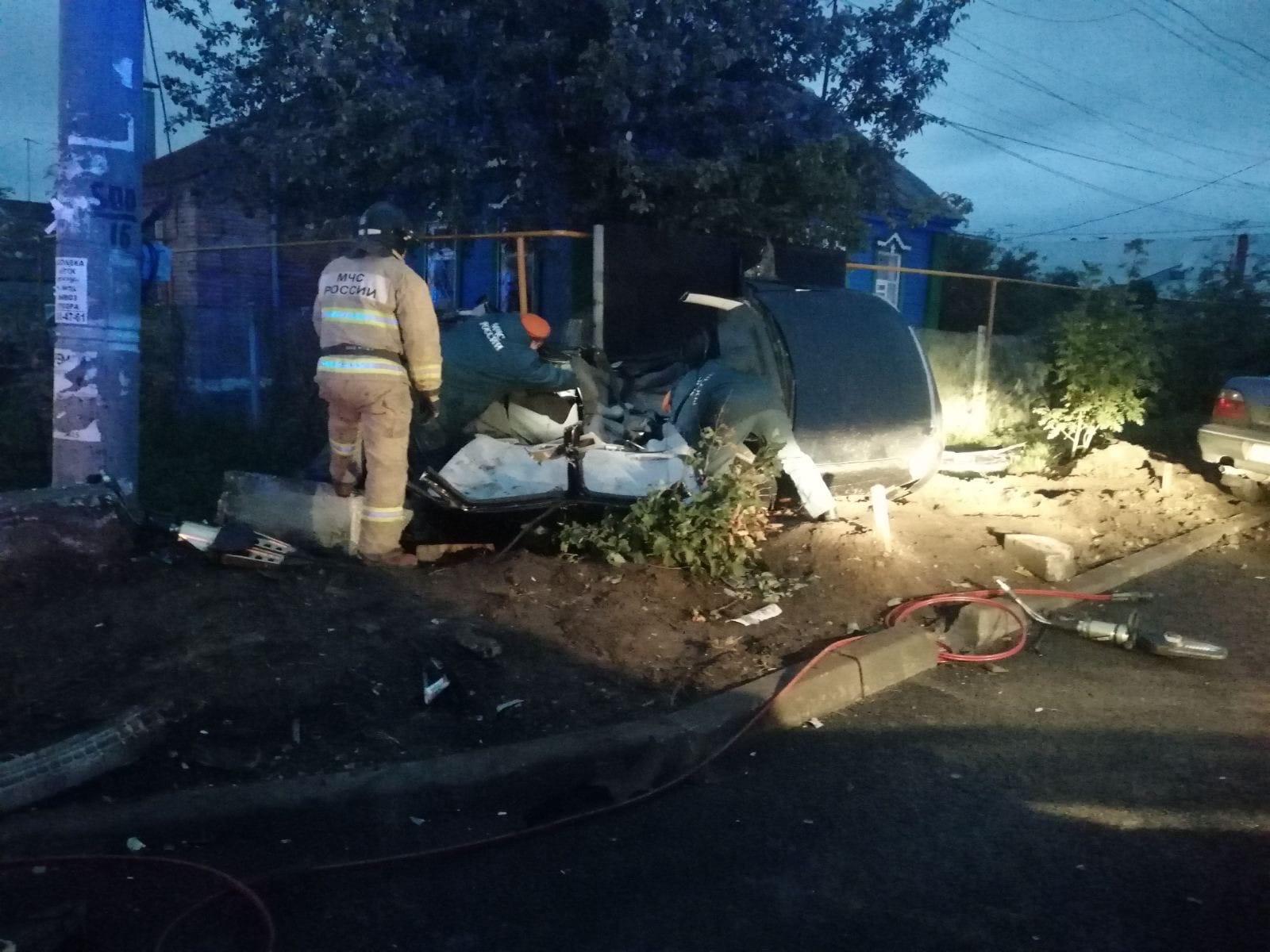 В Тольятти 5 человек пострадали в аварии машин на перекрестке