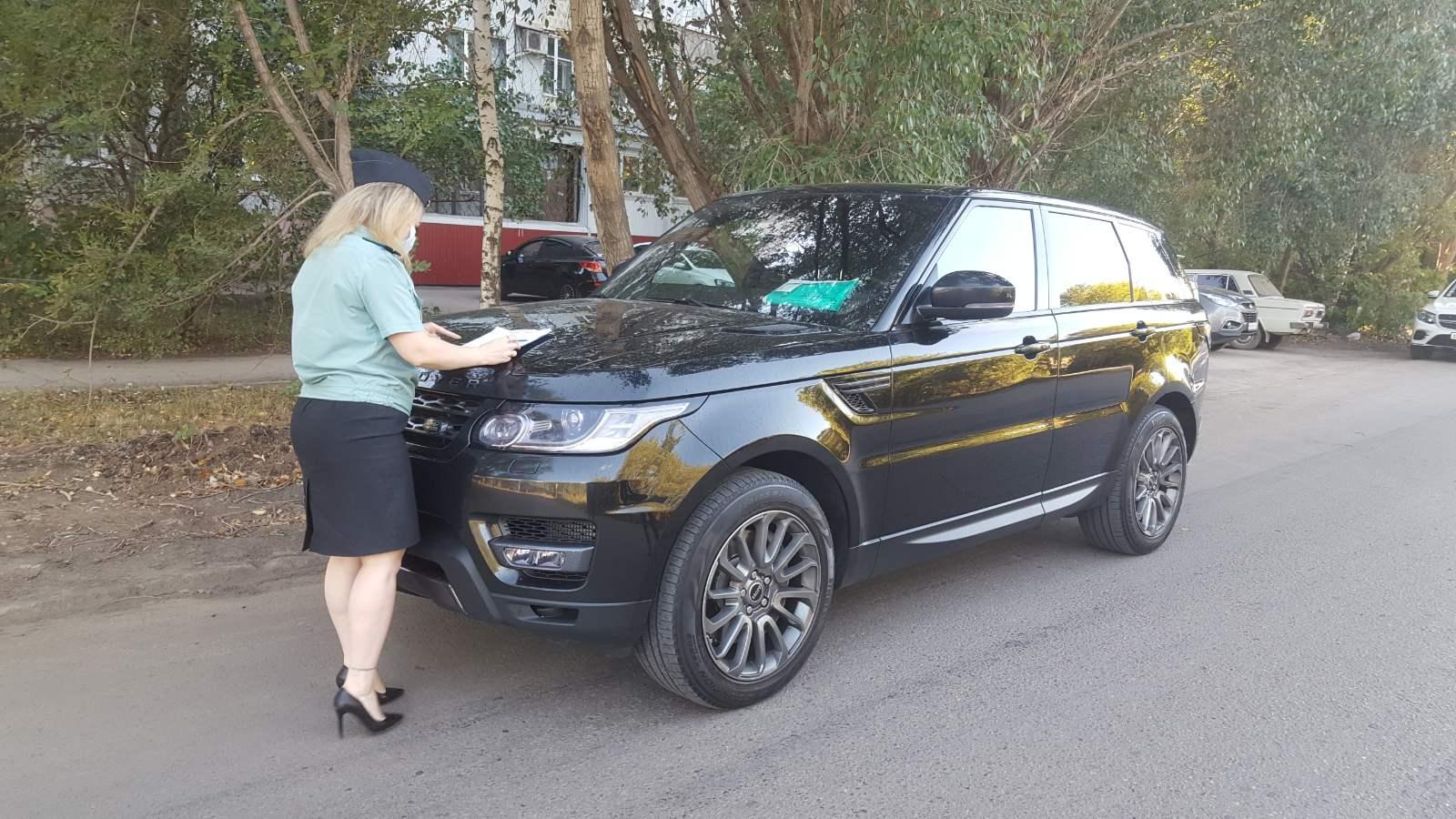 В Самарской области мужчина, задолжавший детям 1,5 миллиона, лишился машины