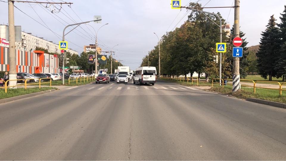 В Тольятти маршрутка сбила 8-летнего мальчика. Он в больнице