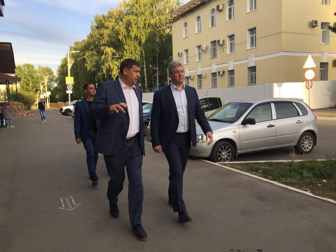 Власти рассказали о благоустройстве новых общественных пространств в Жигулевске