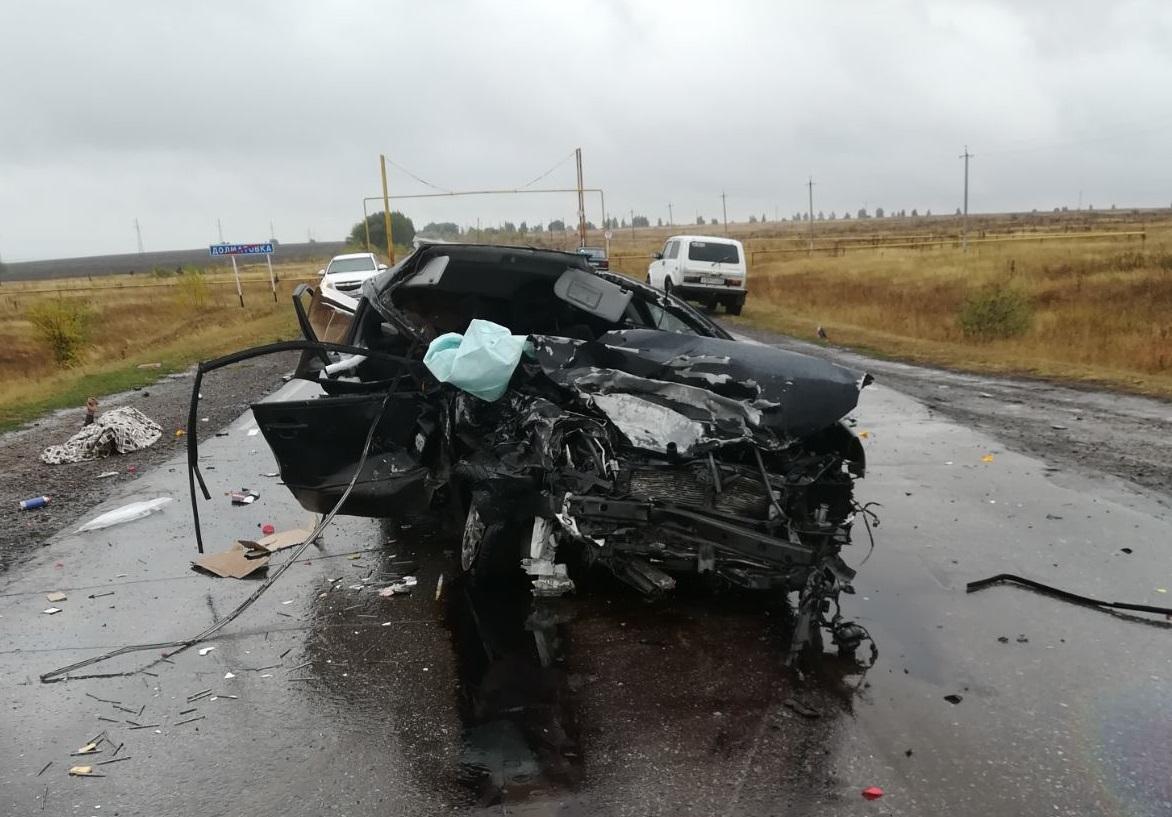 На трассе в Самарской области в аварии погибли 4 человека