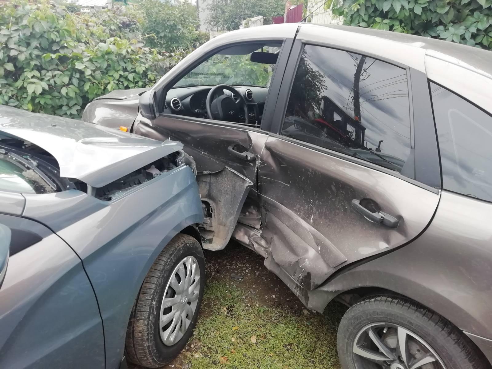 В Тольятти на одном перекрестке за три дня в авариях пострадали 7 человек