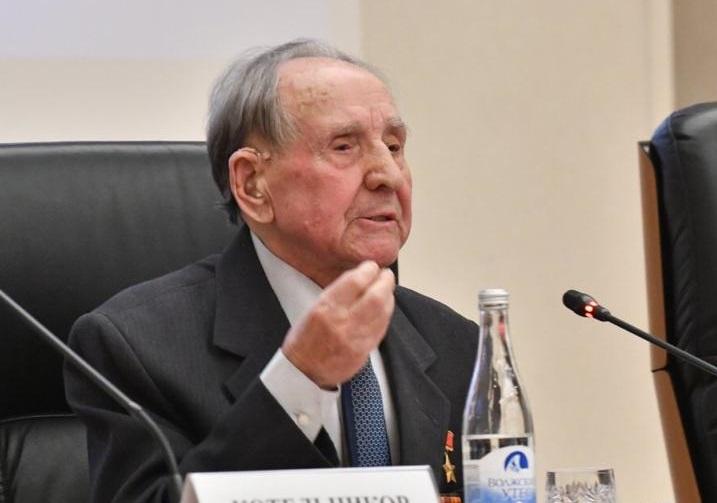В Самарской области умер Герой Советского Союза Владимир Чудайкин