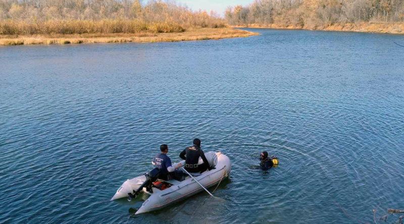 В Самарской области в реке утонул дайвер