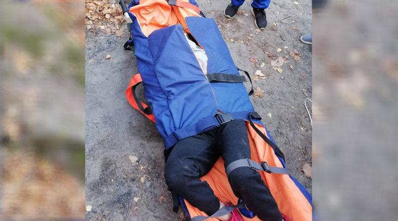 В Самарской области туристка сорвалась с высоты у водопада