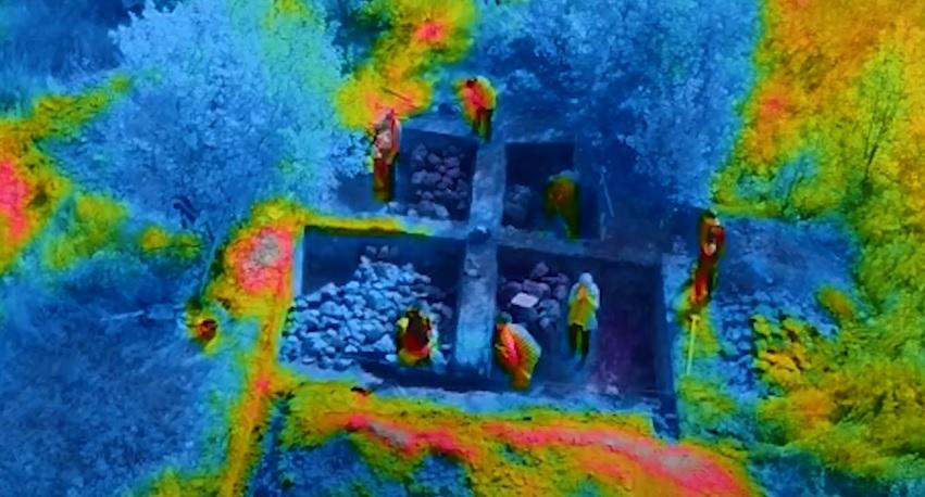Беспилотники помогут ученым в поисках следов древних мадьяров под Тольятти
