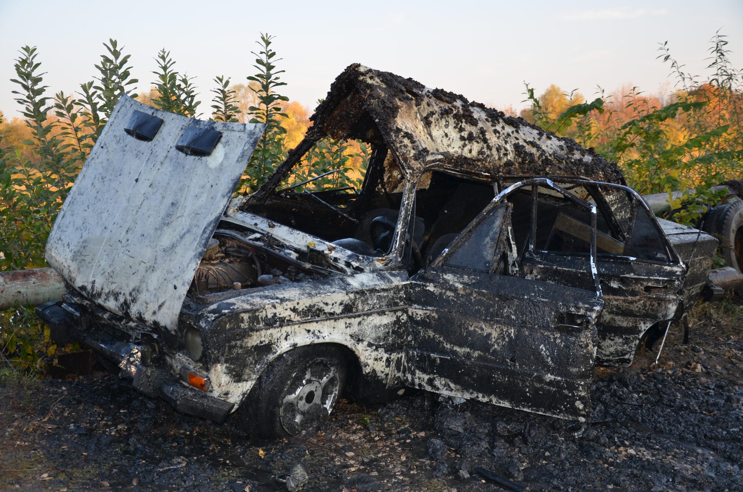 Стала известна история машины, поднятой со дна Волги в Самарской области