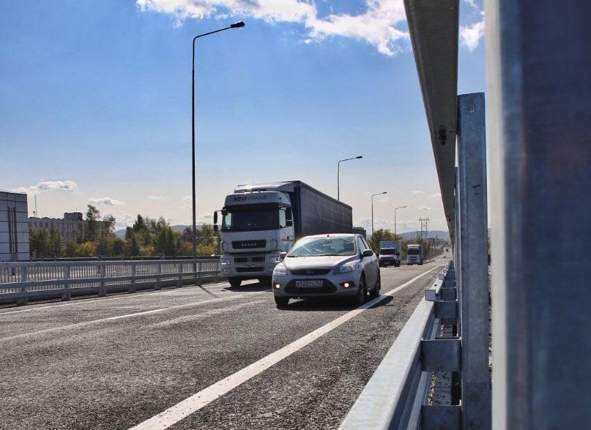 Новая развязка на М-5 в Тольятти полностью открыта