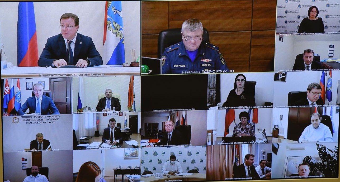 Азаров потребовал разобраться в причинах вспышки АЧС в АО «Северный ключ»
