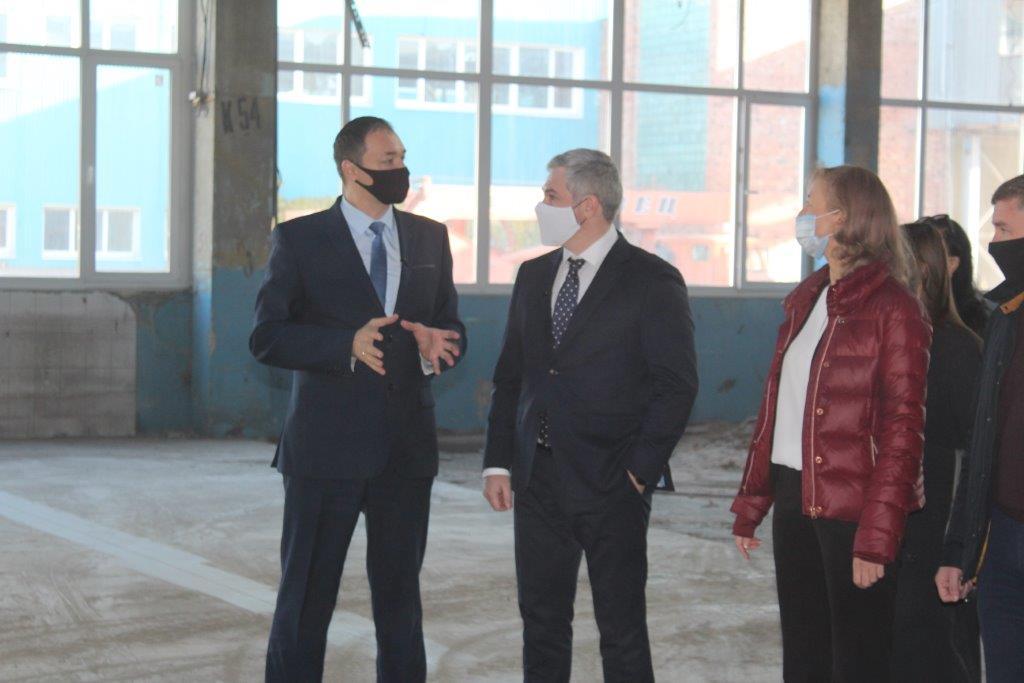 В Тольятти создадут 2 тысячи рабочих мест на инновационном заводе