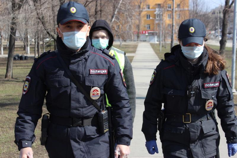 В Самарской области ужесточат меры к нарушителям масочного режима