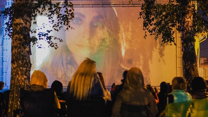 Как в Тольятти прошел Фестиваль уличного кино?