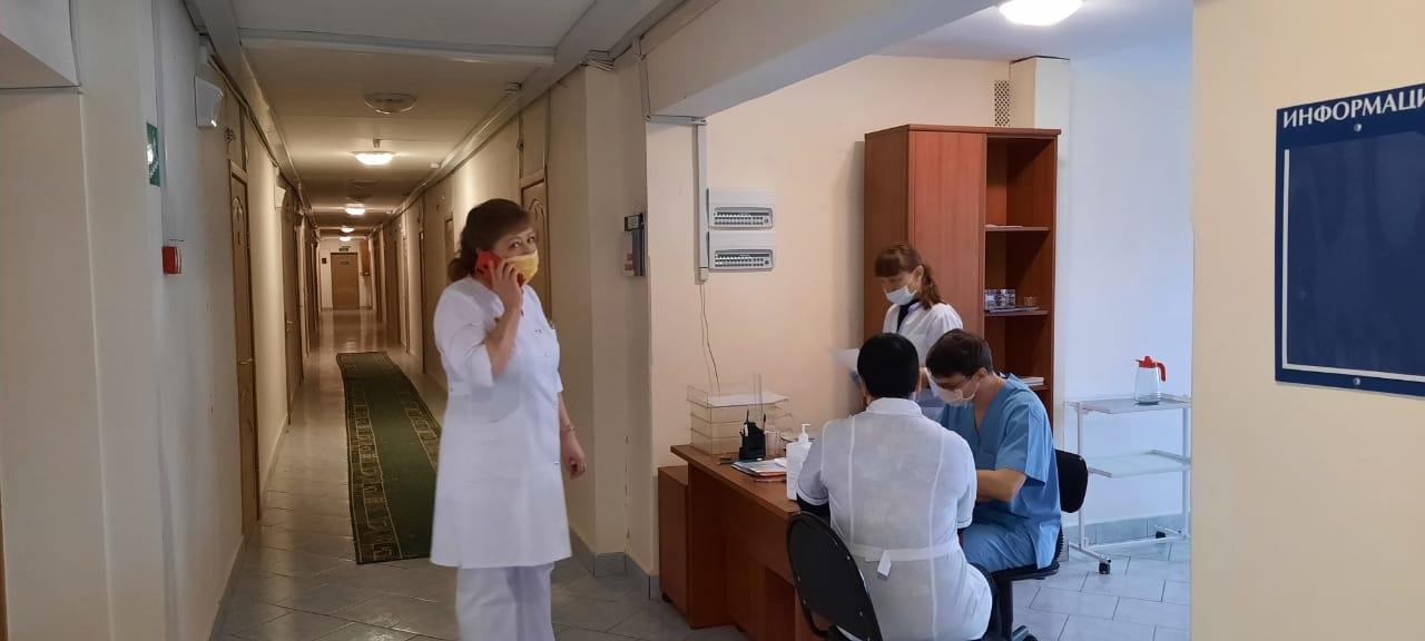 Самарский санаторий принял первых пациентов, переболевших пневмонией