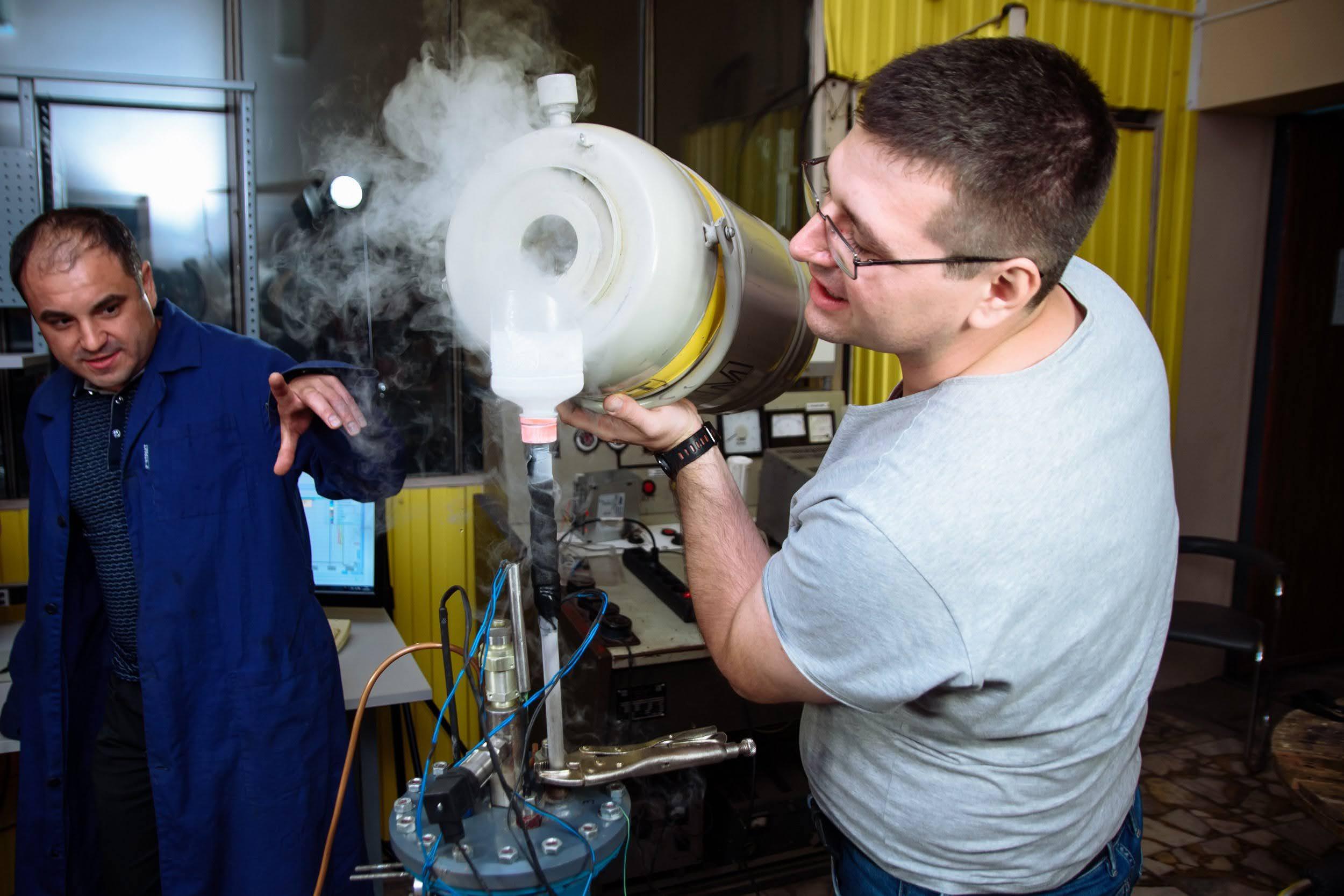 Самарские ученые разрабатывают двигатель для невидимок