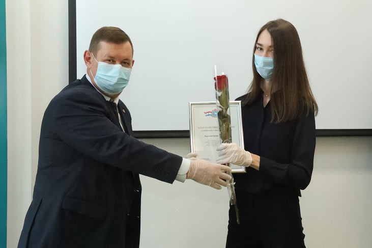 Сотрудников «Тольяттикаучук» наградили за профессионализм
