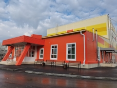В Тольятти завершено строительство ФСК «Акробат»