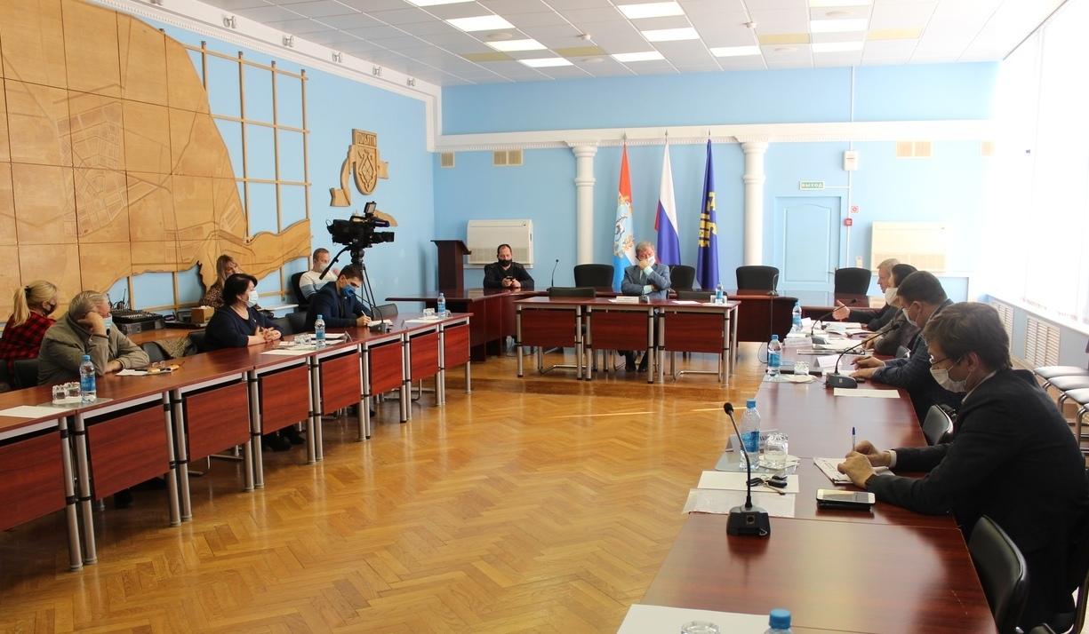 В Тольятти из-за ухудшения состояния воздуха депутат Бокк инициировал совещание в администрации