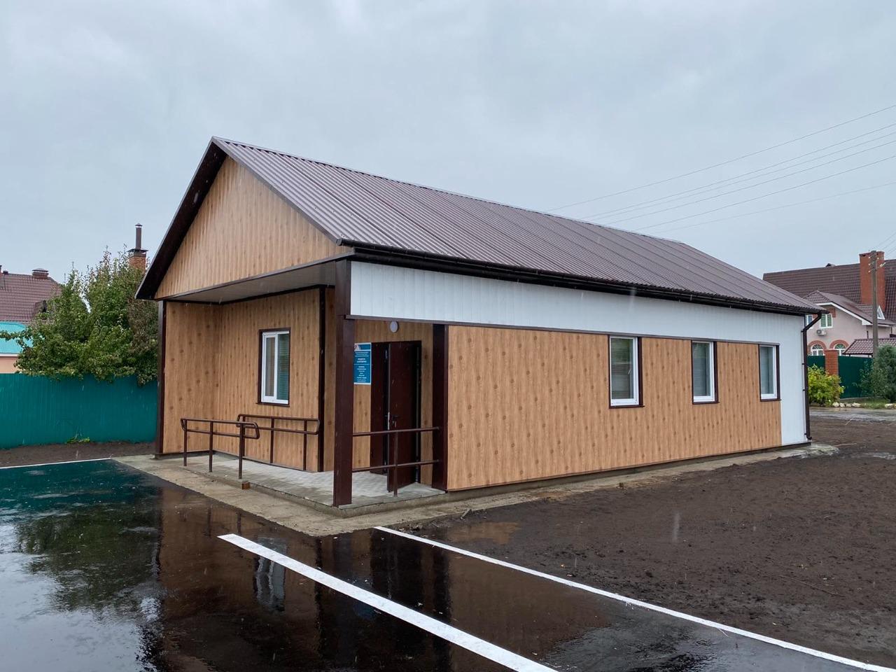 В Самарской области до конца года возведут 4 новых фельдшерско-акушерских пункта