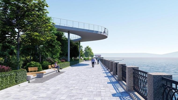 На реконструкцию набережной Тольятти выделено 627 млн рублей