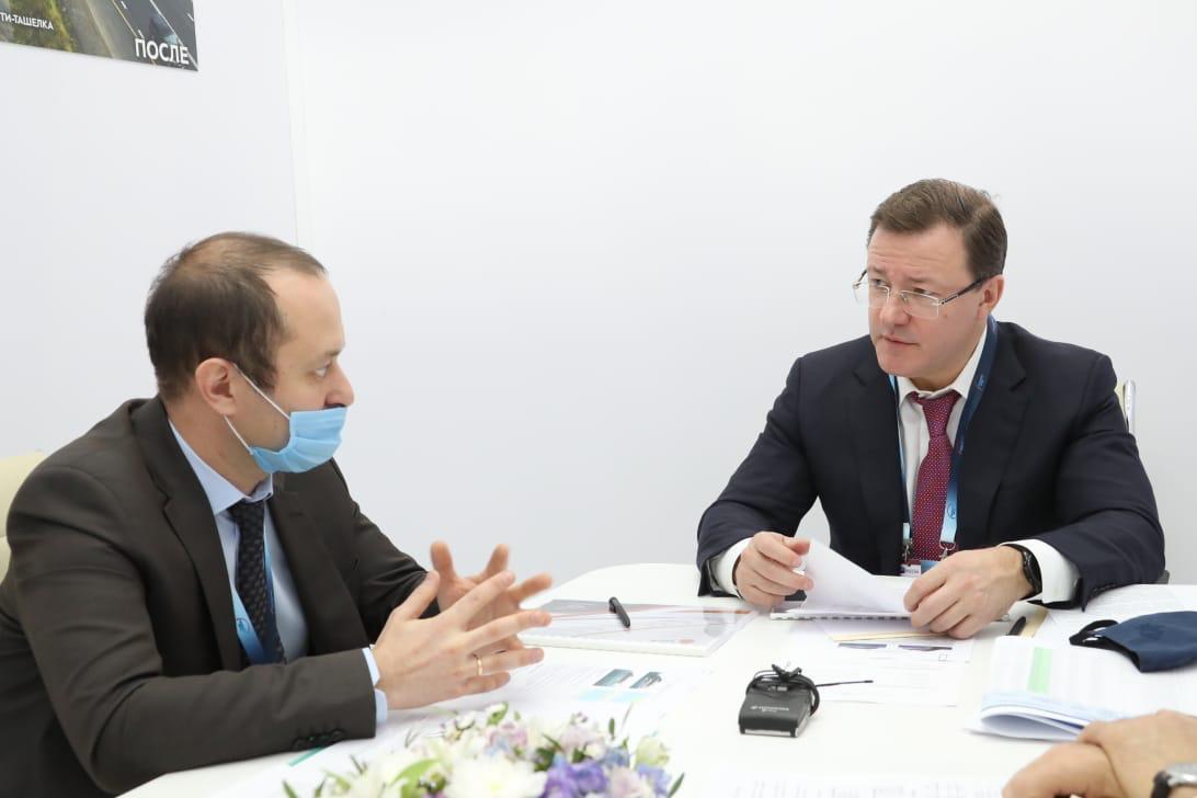 В Самарской области могут создать сеть водного электротранспорта