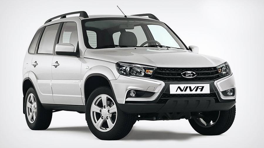 АВТОВАЗ выпустил обновленный внедорожник LADA Niva