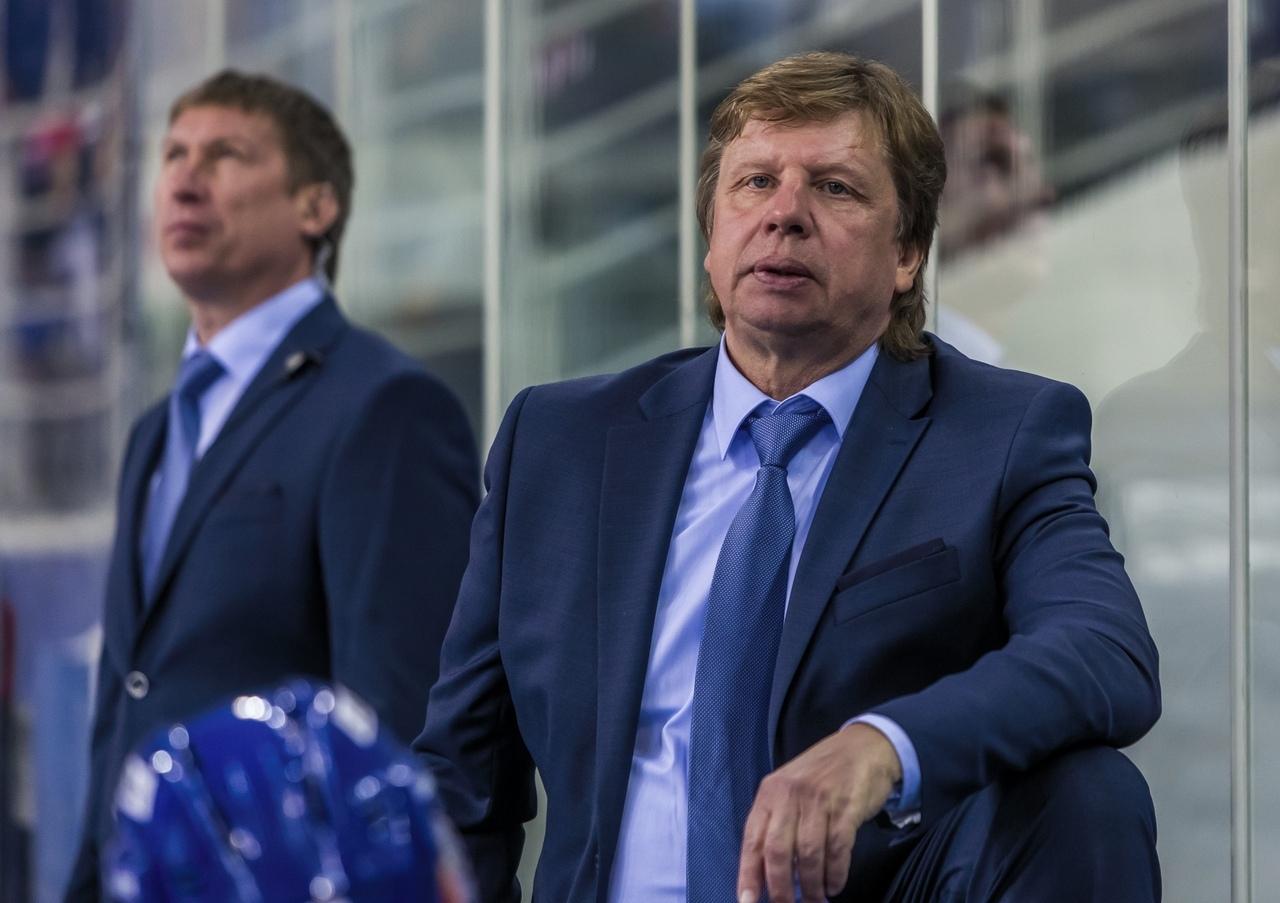 Хоккейная «Лада» сменила главного тренера